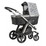 Bebecar I-Top Prive Black Graffiti (PP985)