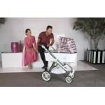 Bebecar I-Top Prive Pink Graffiti (P986)