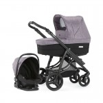 Bebecar Pack Ip-Op - Black / Spanish Lavender